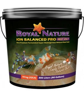 Royal Nature Ion Balanced Pro Reef suola 10kg
