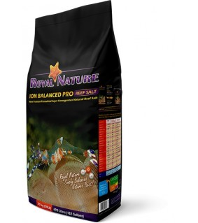 Royal Nature Ion Balanced Pro Reef suola 23kg refill pack