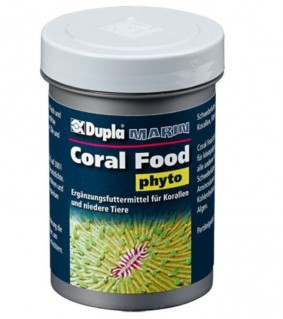 DuplaRin Coral Food phyto, for Corals and Invertebrates 180 ml / 85 g