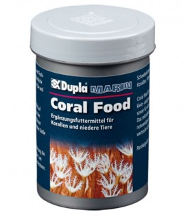 DuplaRin Coral Food, for Corals and Invertebrates 180 ml/ 85 g