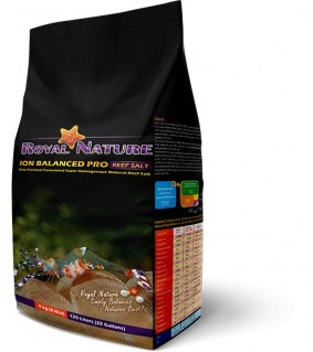 Royal Nature Ion Balanced Pro Reef suola 4kg pussi