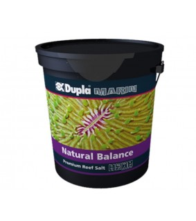 Dupla Marin Premium Reef Salt Natural Balance 20 kg Bucket for 600l