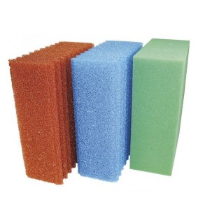 Oase Replacement foam blue BioSmart 18-36000