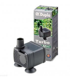 Dupla TurboMini, Multifunctional submergible pump
