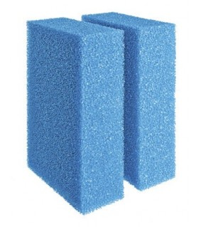 Replacement set foam blue BioTec 60/140