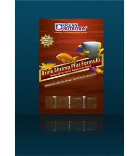 Ocean Nutrition Frozen Brine Shrimp Plus Formula (20 cubes)