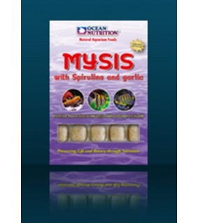 Ocean Nutrition Mysis with Spirulina and garlic
