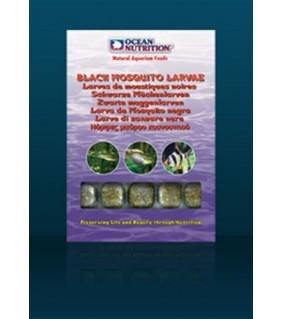 Ocean Nutrition Black Mosquito Larvae (20 cubes)