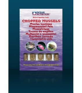 Ocean Nutrition Chopped Mussel