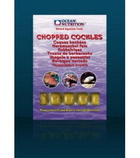 Ocean Nutrition Chopped Cockle