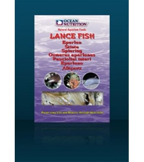 Ocean Nutrition Lance Fish (mono tray)