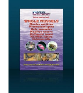 Ocean Nutrition Whole Mussel (mono tray)