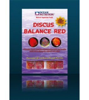 Ocean Nutrition Discus Balance Red (20 cubes)