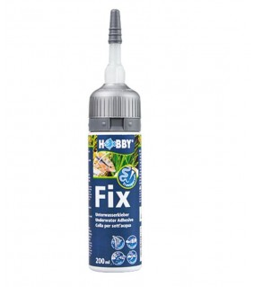 Hobby Fix - Underwater Adhesive, Cartridge transparent, 200 ml
