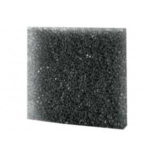 Hobby Filter Sponge, coarse black, 50x50x2 cm