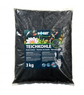 Hobby Pond Charbon 3 kg for 5,000 l