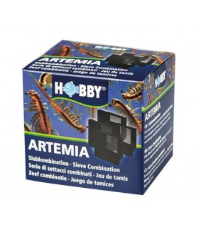 Hobby Artemia Sieve Combination, 4 sieves 120, 300, 560, 900 my