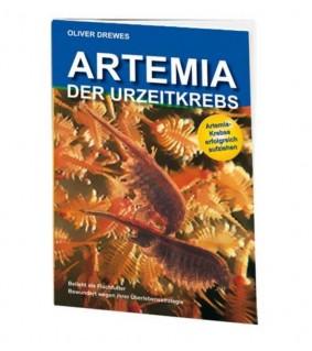 """Hobby Book """"Artemia-Der Urzeitkrebs"""", german"""