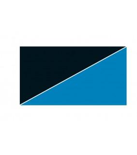 Hobby Pre-cut blue / black, 60x30 cm
