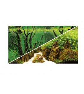 Hobby Pre-cut Canyon / Woodland 100x50 cm
