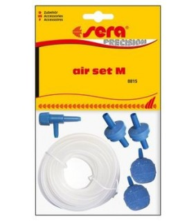 Sera Air set S sis. 2 m letkun