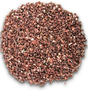 Hobby Terrano Calcium Substrate red, Ø 2-3 mm, 5 kg