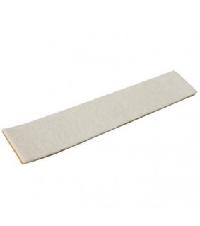 Tunze Felt strip 98 x 19 mm (3.9 x .8 in.), 1 pcs. 0220.257