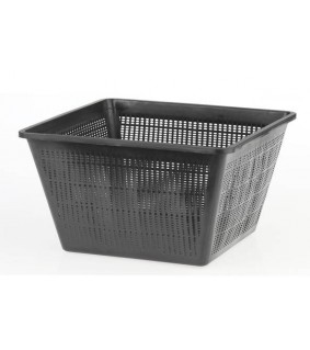 Plant basket rectangular 23