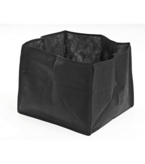 Plant basket textile rectangular 30