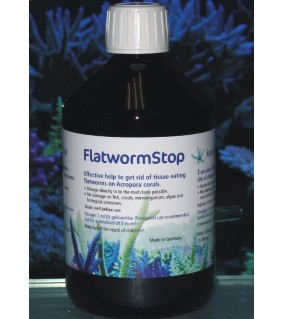 Korallen Zucht FlatwormStop 250ml