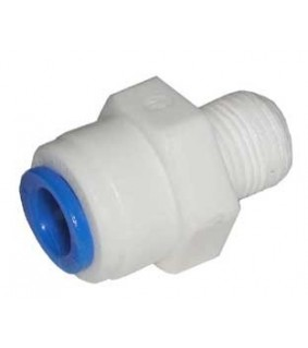 1/8 in. junction for hose 6.3 mm (.24 in.)