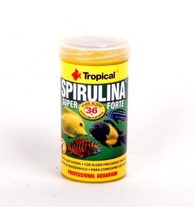 Tropical Spirulina Super Forte 36%