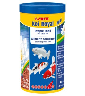 Sera Koi Royal Mini 300g 1000 ml