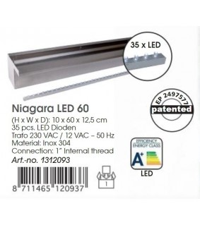 Ubbink Niagara LED 60