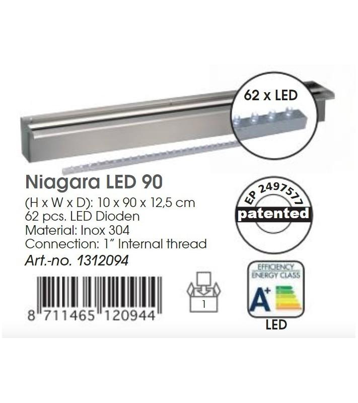 Ubbink Niagara LED 90