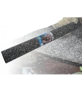 Ubbink Kivipintainen muovi 1x5m, harmaa