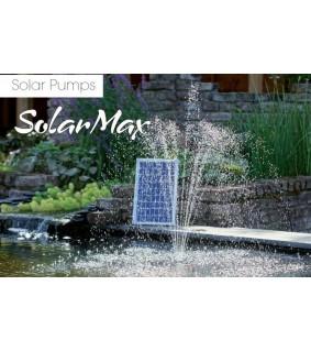 Ubbink SolarMax 1000 sis. Aurinkopaneelin, pumpun ja akku