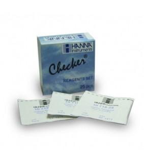Hanna Reagents for Checker Iodine - 25 pcs.