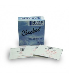 Hanna Reagents for Checker Fe - 25 pcs.