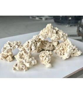 Marcorock normal shape natural rock p/kg