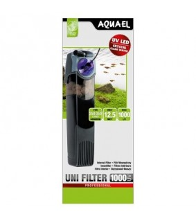 Aquael Uni filter UV 1000