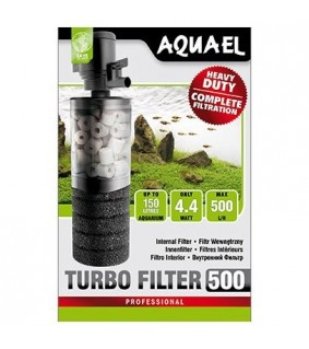 Aquael Turbo suodatin 500