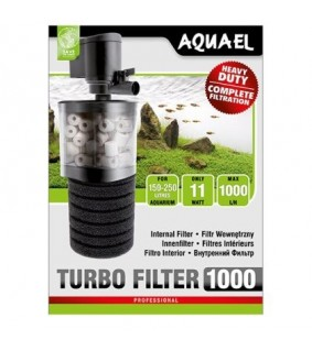 Aquael Turbo suodatin 1000
