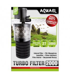 Aquael TURBO suodatin 2000