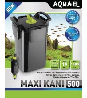 Aquael Maxi Kani 500 ulkosuodatin