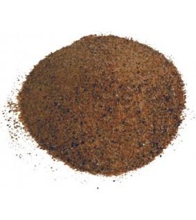 punertava hiekka 0-0,5 mm, 20kg