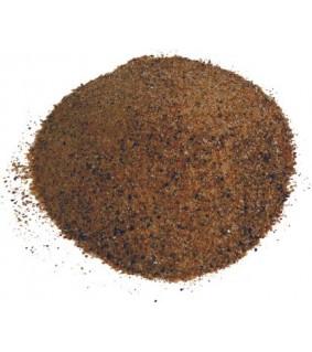 punertava hiekka 0,5-1 mm, 20kg