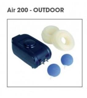 Ubbink Ilmapumppu Air 200 ulkokäyttöön