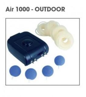 Ubbink Ilmapumppu Air 1000 ulkokäyttöön
