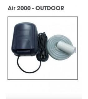 Ubbink ilmapumppu Air 2000 ulkokäyttöön